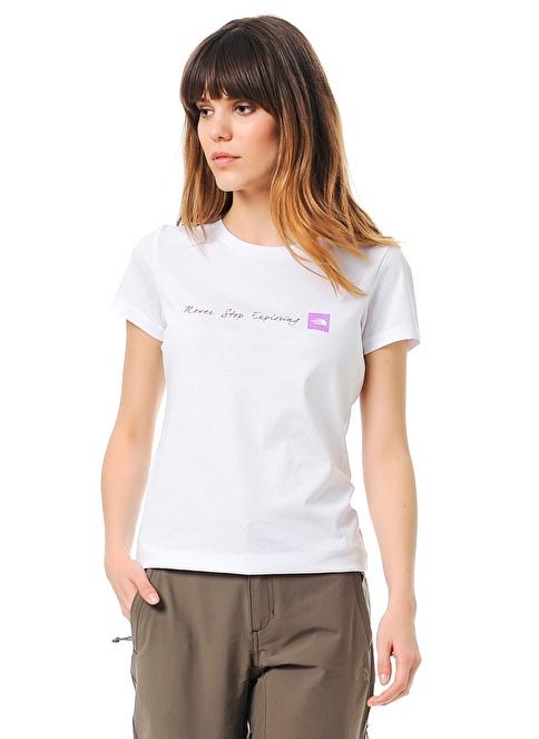 The North Face T-Shirt Beyaz